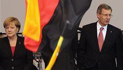 Jsem i prezidentem muslimů, řekl Wullf a zdůraznil integraci