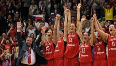 Na stříbrném MS vydělal český basket až 2 miliony, kouč Blažek asi zůstane