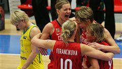 Na prahu čtvrtfinále. Basketbalistky čeká Turecko