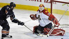 Vokoun čelil pouze 13 střelám, přesto Florida v NHL prohrála