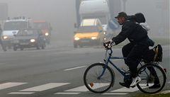 Smogu je mnohem méně než před 20 lety, tvrdí meteorologové