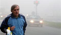 Česko se dusí ve smogu, změna se nečeká