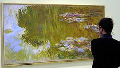 V britských školách vystavili mistrovská díla malířů. Poptávka roste