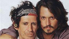 Depp byl pro mě drogový dealer mého syna, vzpomíná Richards