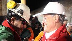 OBRAZEM: Podívejte se na nejzajímavější okamžiky z Chile