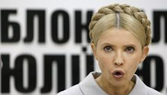 Tymošenková u soudu, poslanci se porvali