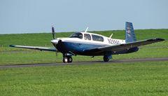 Na Mladoboleslavsku spadlo malé sportovní letadlo. Při pádu zemřeli dva lidé
