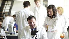 Chlapec si splní sen zkoumat s nejlepšími vědci v Akademii věd
