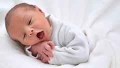 Zachránili dítě narozené ve 22. týdnu těhotenství