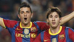 Messi zářil a Pospěchova Kodaň padla. Přestřelka v Miláně pro Inter