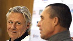 VIDEO: Lendl vs. Borg. V souboji legend má česká hvězda co dohánět