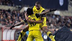 Africké k.o. Wilfried s Kweukem vystříleli Spartě vítězství 3:1