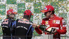Nejlepším jezdcem je Alonso, zvolili šéfové stájí F1