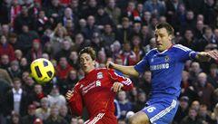 Chelsea shání útočníka, Liverpool nabídku za Torrese shodil ze stolu