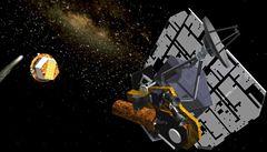 Úspěšná sonda Deep Impact dnes navštíví další kometu