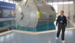 OBRAZEM: podívejte se, jak probíhá výcvik evropských astronautů