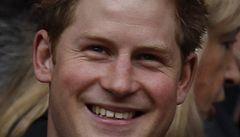 Princ Harry je na návštěvě USA. Vítaly ho davy žen