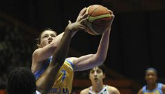 Basketbalistky USK se vytáhly, porazily šampionky EL - ruský Spartak