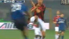 VIDEO: Materazzi měl hlídat Ibrahimoviče, ten jej poslal do nemocnice