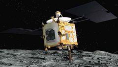 První sonda na asteroidu