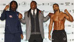 Boxer Harrison vzývá zázrak, postaví se drzému šampionovi Hayemu