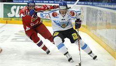 Další selhání hokejové reprezentace: Finsko deklasovala Česko 5:0