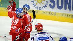 Hokejisté se hledají s formou: nestačili na Bělorusko