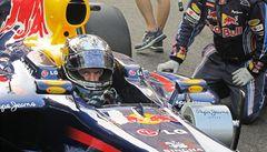 TIME OUT LN: Nejen Alonso. Ani Vettel není úplně tak čistý...