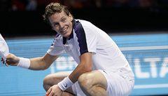 Berdych po utkání s Nadalem: Prohra mrzí, ale sezona byla nejlepší