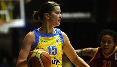 Basketbalistky USK pokračují ve vítězném tažení Evropou, Brno padlo