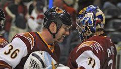 VIDEO: Postrach snajprů NHL? Pavelec, tentokrát zkrotil Plekance a spol.