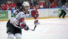 Jágr se po zranění vrátil na led, svůj comeback navíc okořenil dvěma góly