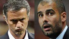 Není José jako José: klidný Guardiola vs. kontroverzní Mourinho