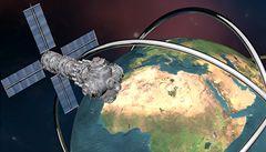 Družice Ranní ptáče před 50 lety započala komerční využívání vesmíru