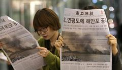 Útok na jihokorejský ostrov? KLDR připravuje půdu pro Kim Čong-una