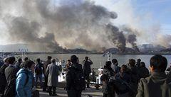 Válka v Koreji? KLDR zaútočila na jihokorejské území, dva mrtví