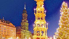 V Drážďanech začaly tradiční vánoční trhy. Nejstarší v celém Německu