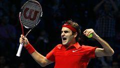 Federer vstoupil do historie: popáté ovládl Turnaj mistrů a vyrovnal Lendla