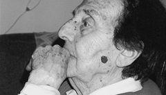 Zemřela Herzová-Sommerová. Pianistka z ghetta, která přežila holokaust