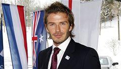 Beckham změnil názor, opět chce do Evropy, nejspíše do Anglie