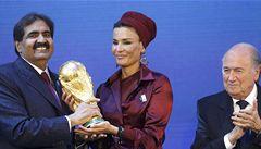 Fotbalové MS za čtyři biliony korun. Katar hodlá utrácet