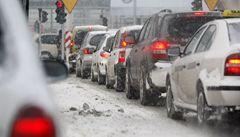 Zmrzlé zelí zastavilo provoz na německé dálnici