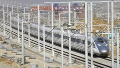 Při útoku na železniční stanici v Číně prý zemřelo 27 lidí