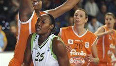Basketbalistky Brna se dál trápí, v Evropské lize popáté prohrály