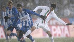 Loterie na sněhu ukončila učinkování Juventusu, sedm celků postupuje