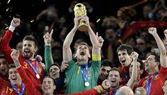 Španělé mají double. Po evropském titulu jsou i mistry světa