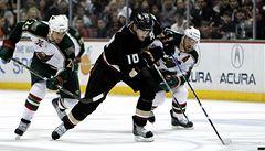 VIDEO: Trefa Židlického nestačila v NHL Minnesotě na bodový zisk