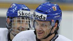 Marek je s reprezentací, ale ještě myslí na finále KHL