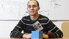 Matematika má podivínskou pověst, říká mladý český expert