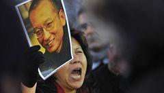Čína na webu blokuje zprávy o udělení Nobelovy ceny